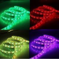 China 5M 300 LED Strip Light SMD 5050 DC12V 14.4W/M IP65 Waterproof Epoxy LED Light Strip on sale