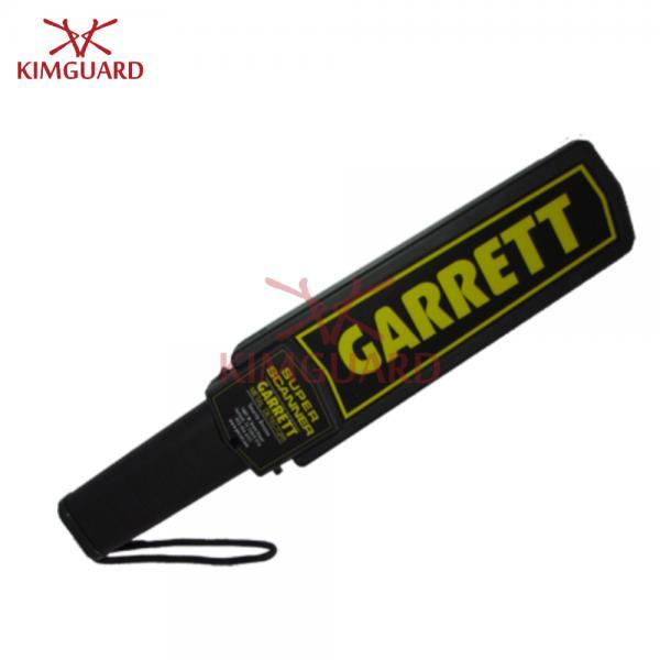 handheld metal detector Garrett