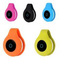 China Battery Powered Body Bluetooth Mini Therapy Massager Pink Black Blue Orange Yellow on sale