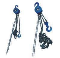 Buy cheap 0.5-20T HS-C series chain block, manual block from Wholesalers