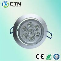 China 7W led downlight light on sale