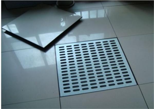 Data Center Room Floor Tile Cutouts : Raised floor tiles for data center gurus