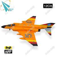 F-4 Phantom II 12CH Electric EPO material RC airplane EDF jet