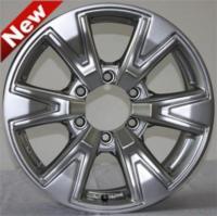 Buy cheap Aluminum Alloy Wheel from Wholesalers