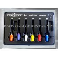 Buy cheap hotel bedspread Dental Hand-use Protaper Files / Dental Endo Equipment Rotari files from Wholesalers