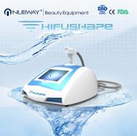 Buy cheap Portable hifu body slimming machine body lift hifu for weight loss from Wholesalers