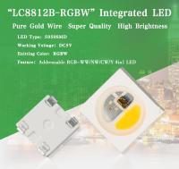 High Quality SK6812 RGBW 4 Channel Addressable Color SK6812 Digital LED Chip