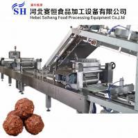 China SAIHENG chocolate wafer ball hollow ball making machine wafer chocolate production line on sale