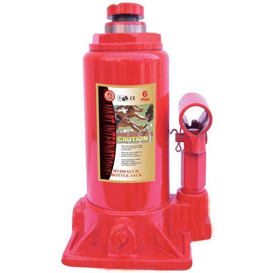 China Big Red 6 Ton Bottle Jack, BM01-9906 on sale