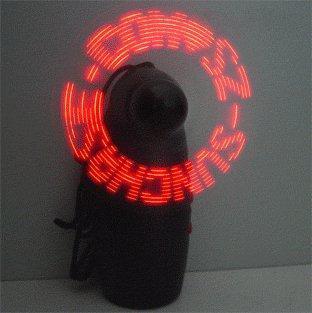 China Programmable mini fan on sale