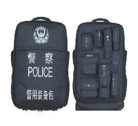 China Police Equipment Bag on sale