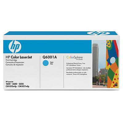 Buy cheap HP Q6001a 1600 - 2600 Series Cyan Cartridge from Wholesalers