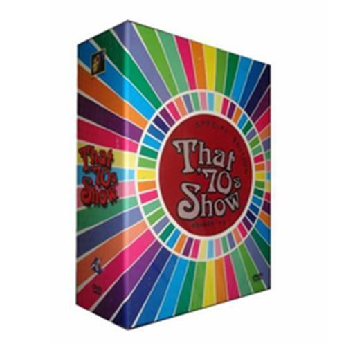 China That 70s show Boxset season 1-8 DVDS 32 discs,$62.50,www.hi51.us,gift,dropship,wholesale,freepostage on sale