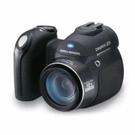 China Konica Minolta Dimage Z5 5MP Digital Camera on sale