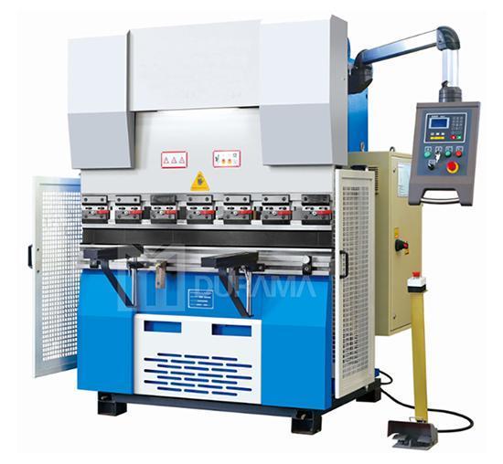 Buy cheap CNC Synchro Hydraulic CNC Press Brake from Wholesalers