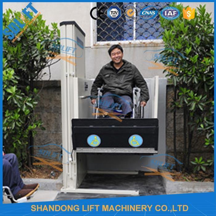 China Hydraulic Home Elevators on sale