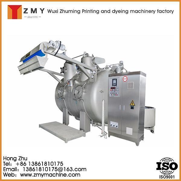 China Dyeing Machine HTHP Soft Flow Fabric Dyeing Machine HTHP Fabric Dyeing Machine on sale
