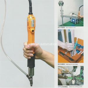 Buy cheap Hand Lock Screw Machine Hand-held Screw Machine with Screw Feeder from Wholesalers