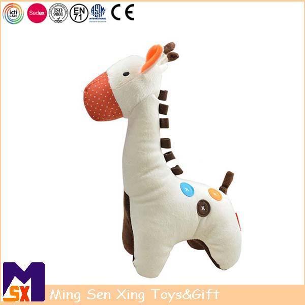 Buy cheap Stuffed Animal Plush Toys Plush Giraffe Stuffed Animal with Music from Wholesalers
