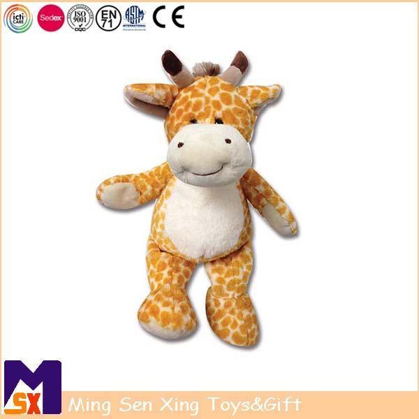 Buy cheap Stuffed Animal Plush Toys Cuddly Plush Giraffe Toy from Wholesalers