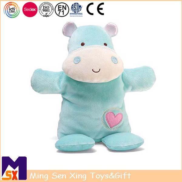 Buy cheap Stuffed Animal Plush Toys Cute Hippopotamus Plush Toy from Wholesalers