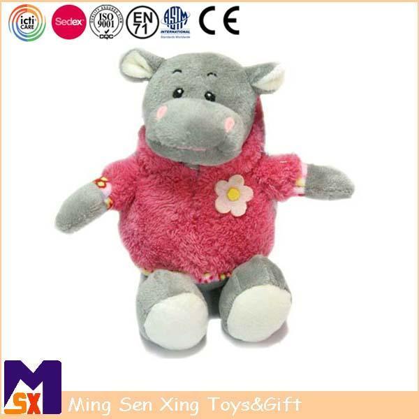 Buy cheap Stuffed Animal Plush Toys Stuffed Hippo Baby Plush Dolls from Wholesalers