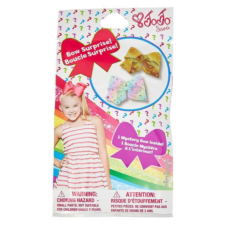 Buy cheap JoJo Siwa Mystery Mini Bow Hair Clip Blind Bag Toys from Wholesalers