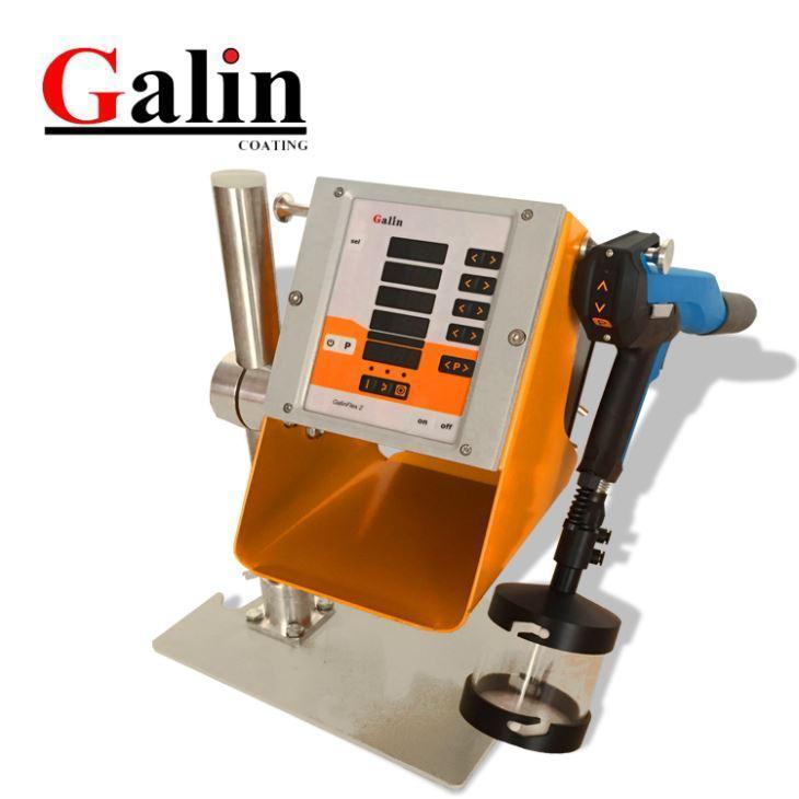 Buy cheap Galin Flex 2C Electrostatic Powder Cup Powder Coating Machine from Wholesalers