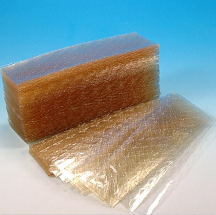 Buy cheap Edible Bovine Skin Gelatin Sheet from wholesalers