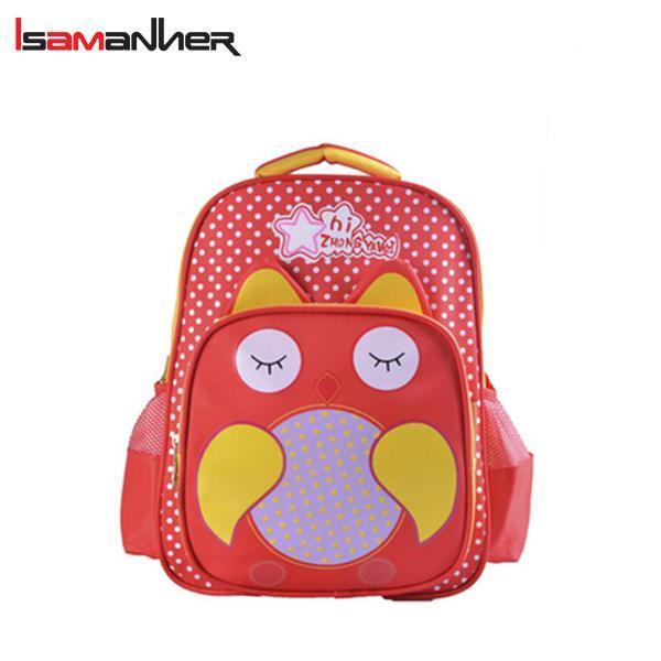 China Cartoon bird school bag for kids waterproof backpacks on sale
