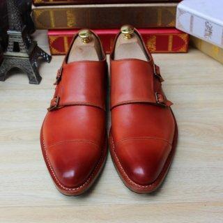 Buy cheap SKP90 Custom Handmade Goodyear Calf Leather Italian Solid from Wholesalers