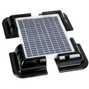 ABS plastic solar panel mount solar panel corner bracket(BS09009-B)