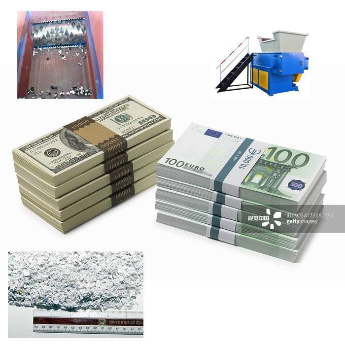 Buy cheap Fake Money Shredder from Wholesalers