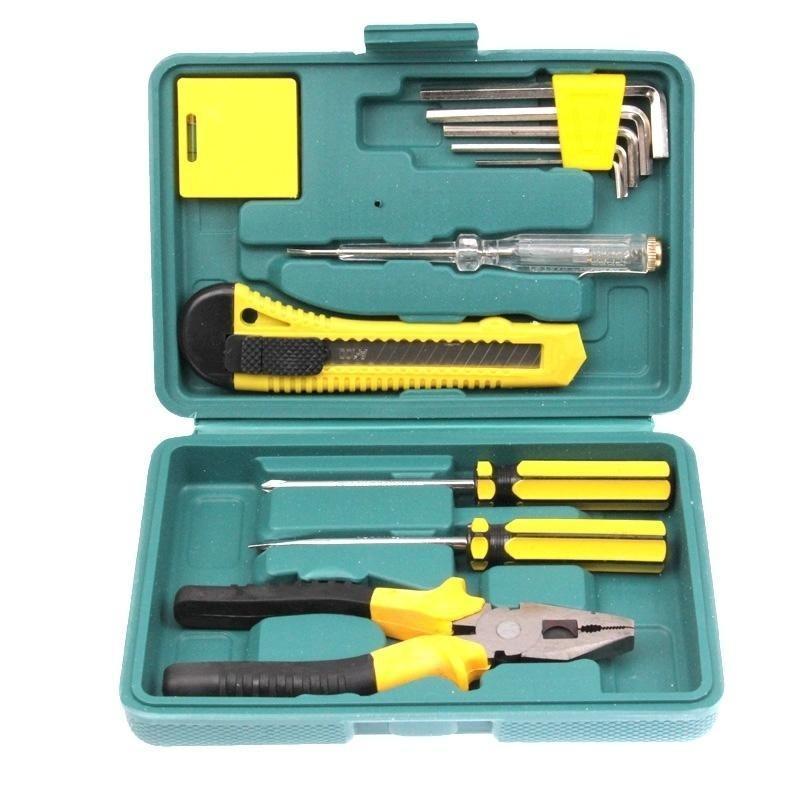 12 in 1 Multifunction Home Repairing Tool Set - intl