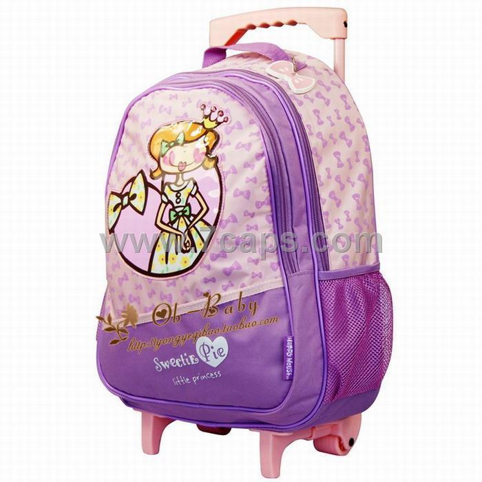 China B9008 Wheeled school bag | Trolley bag on sale