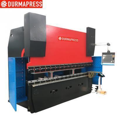 6 axis 160T 4000 CNC Press Brake Machine price with Delem DA66T System