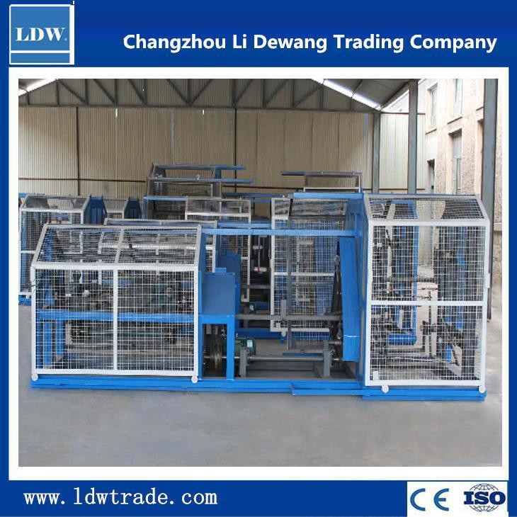 China Coconut Fibre Rope Making Machine on sale