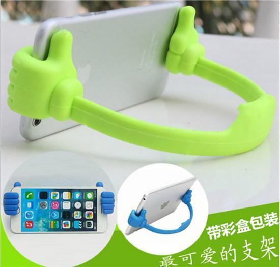Buy cheap LS-P001 Thumb Shape phone holder Ipad holder from Wholesalers