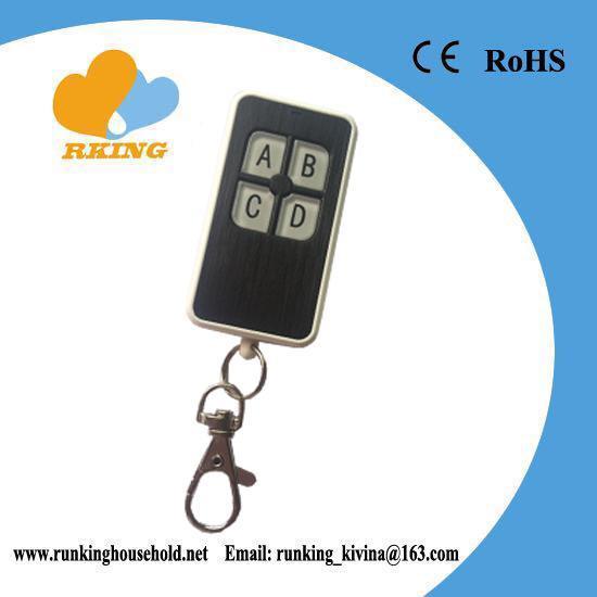 Rf Remote Control Duplicator