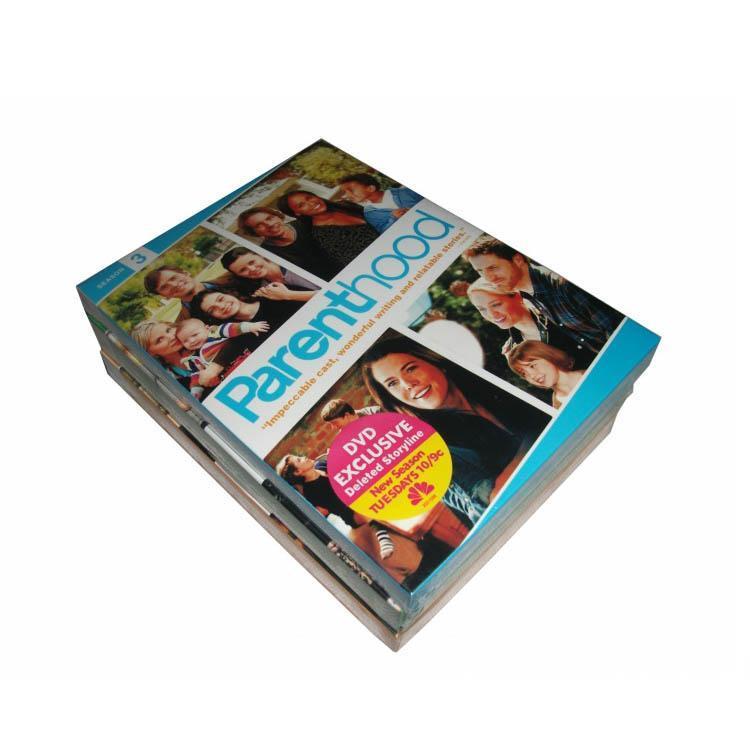 China Parenthood:The Complete Seasons 1-3 DVD Boxset on sale