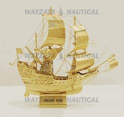 Model Ships 6 Golden Hind Model Ship
