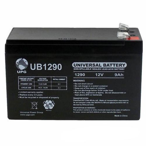 China 12V 9AH SLA Sealed Lead Acid APC UPS Battery UB1290 on sale