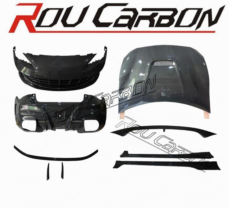 China TOYOTA GT86 BRZ CARBON FIBER BODY KITS on sale