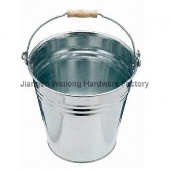 Garden 10L Metal Bucket