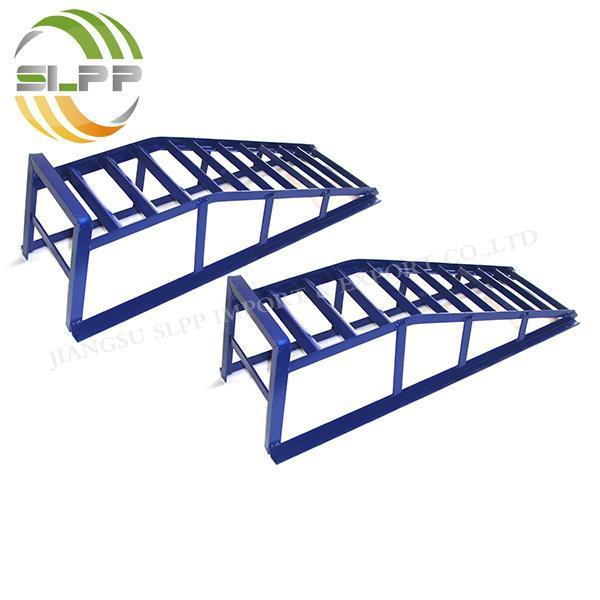 SLPP-C-080_steel loading car ramp