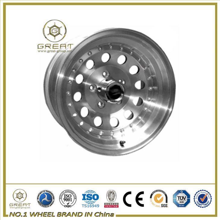 China China Factory Saled Car Alloy Wheel Rims on sale
