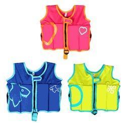 China Water Safety Swimways Swim Steps 2 - Kids Sleeveless Swim Vest on sale