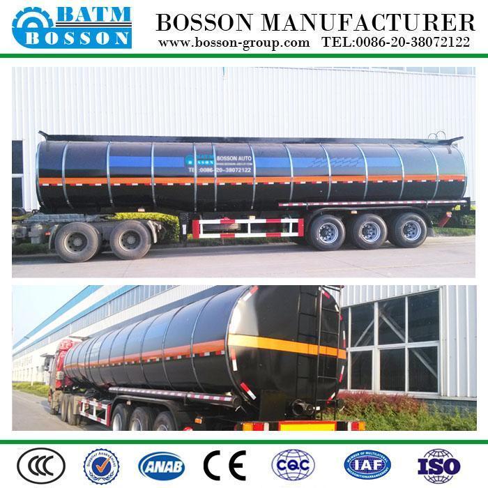 Buy cheap Carbon Steel Fuel Tanker Semi Trailer CS001 from Wholesalers