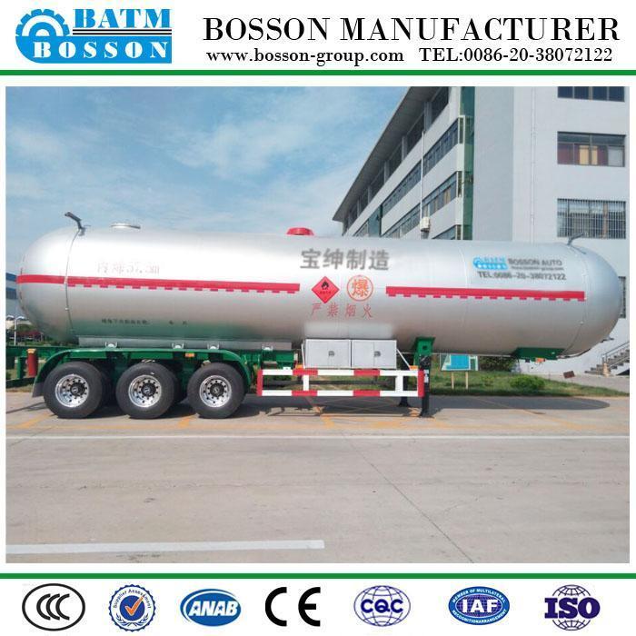 LNG/LPG/CNG Tanker Semi Trailer LPG001