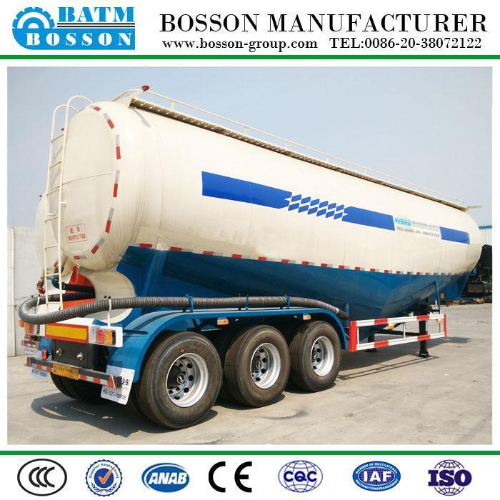Buy cheap Bulk Cement Semi Trailer B005 from Wholesalers
